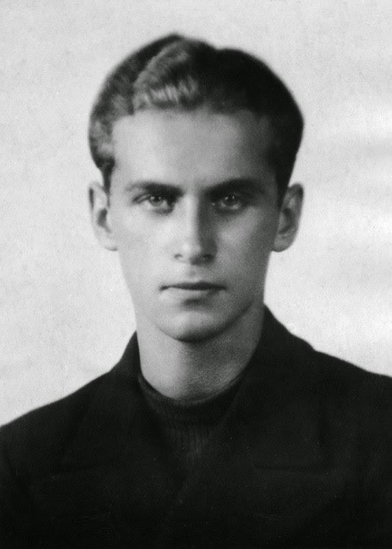 Krzysztof - Krzysztof Kamil Baczyński