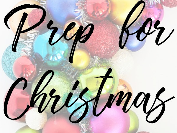 3 Steps to Prep for Christmas in July
