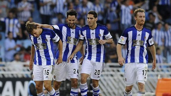 Real Sociedad vs Getafe