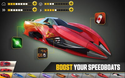 Driver Speedboat Paradise unlimited money