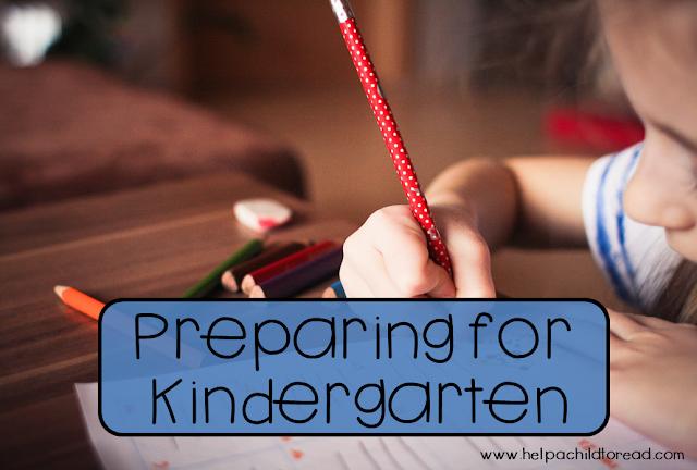 pre-kindergarten skills