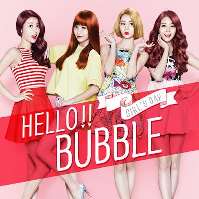 [Single] Girl's Day – Hello Bubble