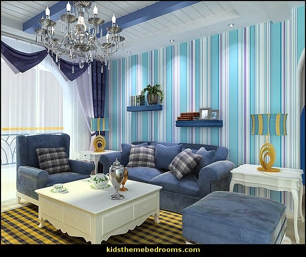 Nautical Decorating Ideas: Decorating Theme Bedrooms
