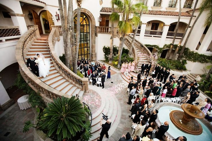 Beautiful Weddings: The Most Beautiful Wedding Halls In The World