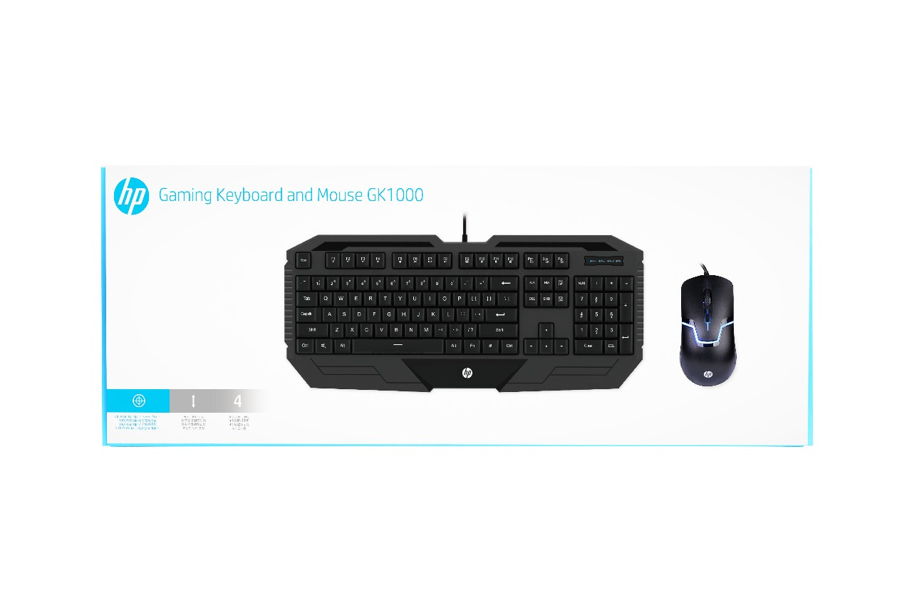 Palugada Online Hyperwebstore Hp Gk1000 Keyboard Mouse Gaming Hose Clamp Atau Klem Selang 087 Inch Gk 1000
