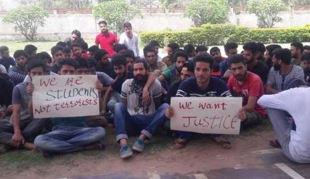 Jaipur, Rajasthan, Chittorgarh, Mewar University, Kashmiri Students, Rajasthan CM, Vasundhara Raje