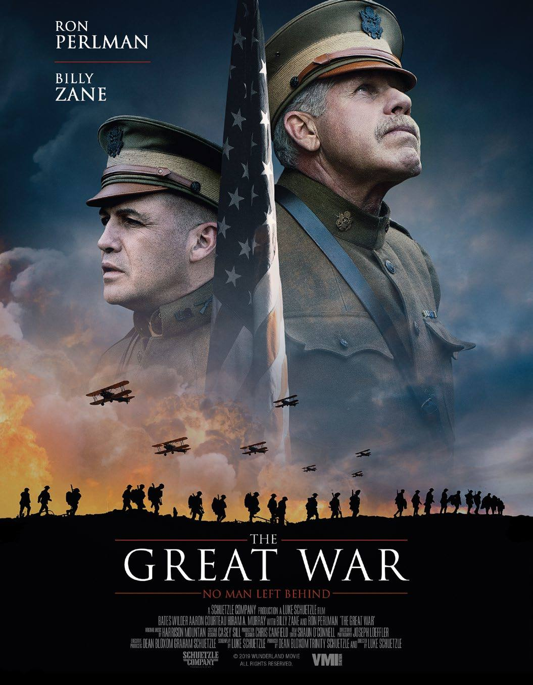 The Great War (2019) 300MB WEB-DL 480p ESubs