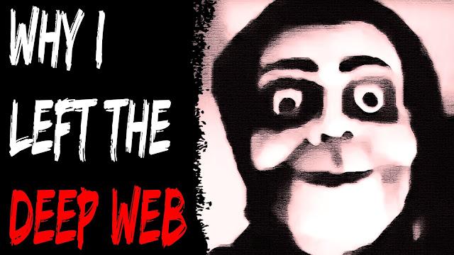 7 Situs Web Mengerikan di Dalam Deep Web