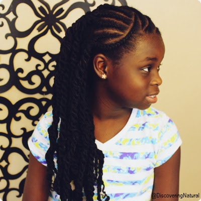 """No Tension"" Protective Styling with Marley Hair (Rubber Band Method)"
