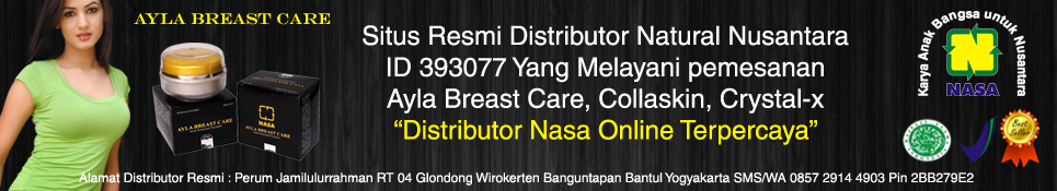 Distributor Resmi PT Natural Nusantara (NASA)