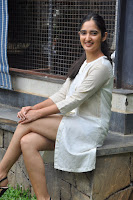 Radhika Cute Young New Actress in White Long Transparent Kurta ~  Exclusive Celebrities Galleries 056.JPG