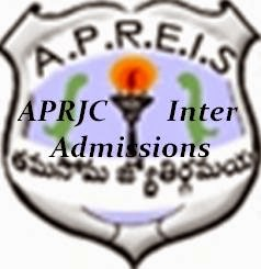APRJC Inter Admissions