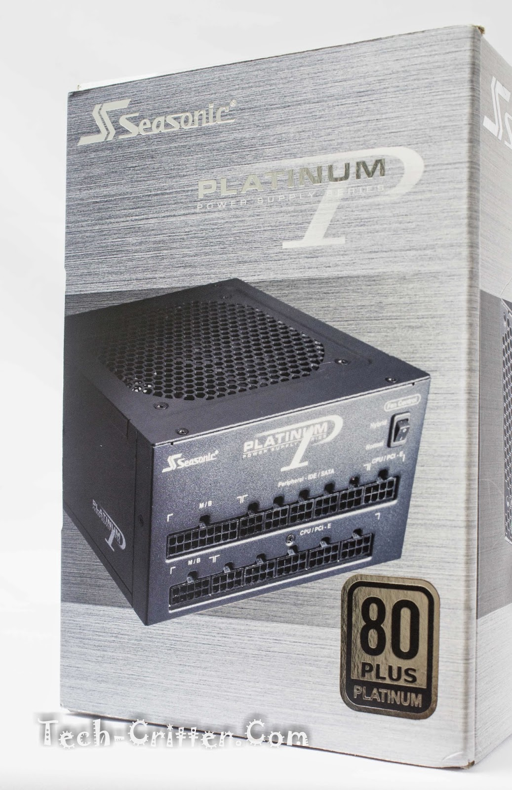 Unboxing & Overview: Seasonic Platinum Series 860W Power Supply Unit 50