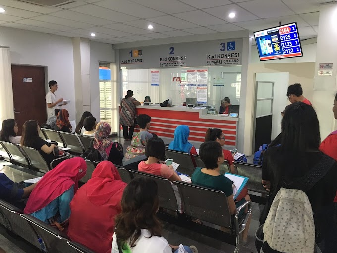 Concession Cards Available For Senior Citizens, Students & Persons With Disabilities #RapidKL