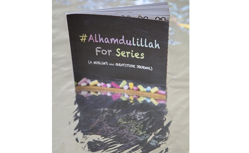 Alhamdulilah for series by Ayeina