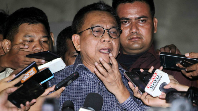 Ketua DPD Gerindra DKI Jakarta M. Taufik