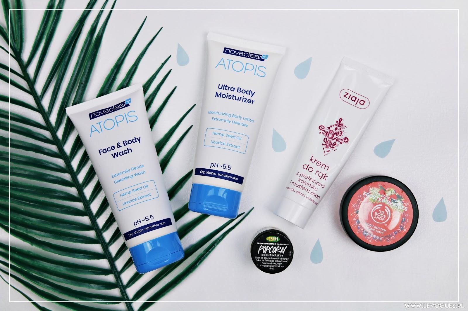 najlepsze kosmetyki do suchej skóry naturalne