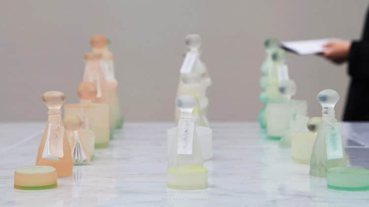 These Smart Bottles Are Made of Soap to Fight Plastic Waste