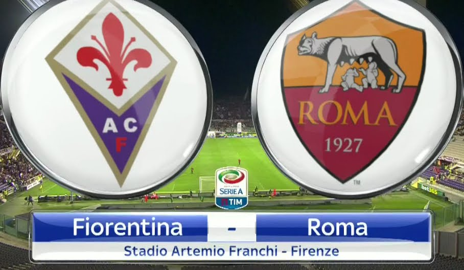 Dove Vedere FIORENTINA-ROMA Streaming Diretta Video Online: Sky Sport o DAZN?