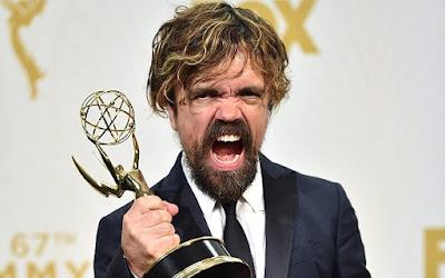 Peter Dinklage Emmys 2015 winner