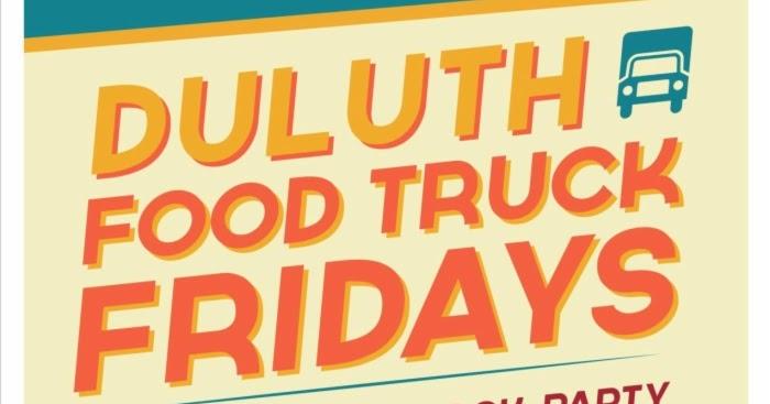 Duluth Food Truck Fridays