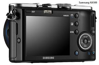 Samsung NX100 camera reviewed