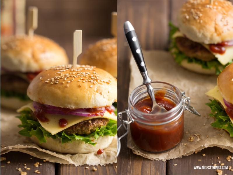 Burger Buns selber machen mit und ohne Thermomix, die besten Burgerbrötchen