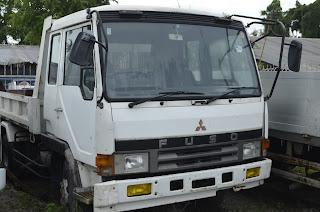 Mitsubishi Fuso,Rangi Nyeupe,Inatumia Diesel ni Manual Tsh Millioni 75, Mazungumzo yapo
