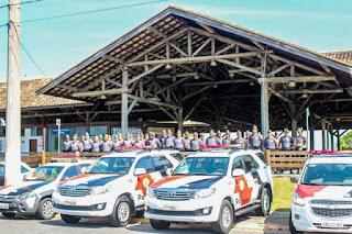 Operação Verão 2019 da Polícia militar garante reforço da segurança no litoral sul