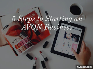 5 Steps to starting an Avon Business