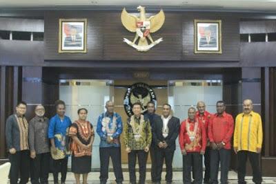 Indonesia Undang Delegasi Solomon Islands ke Papua