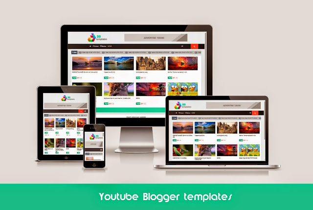 Download YouTube Blogger Template. YouTube Blogger Template Demo and Download Link.