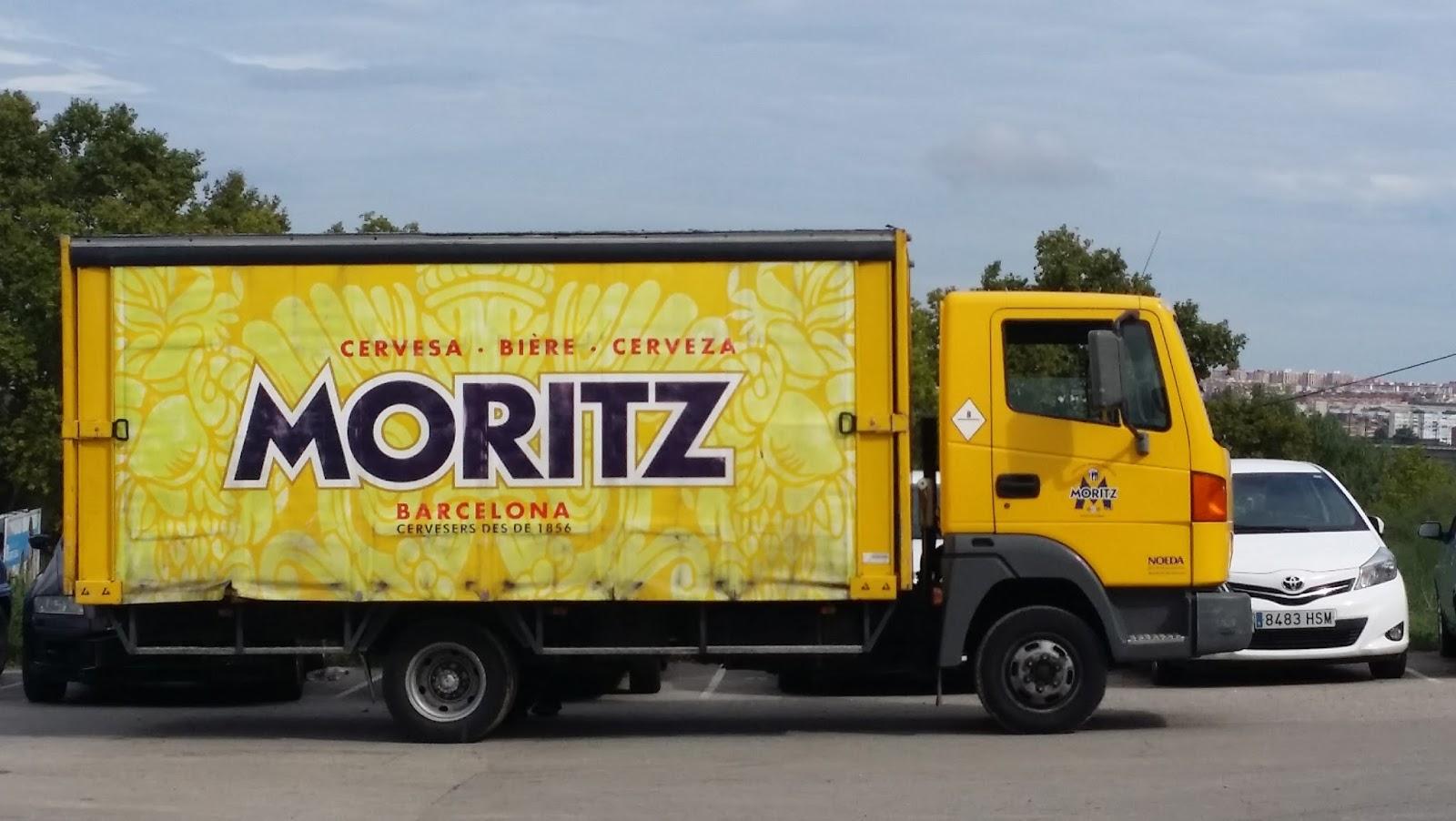 El arte de la cerveza cervezas espa olas moritz marcas for Oficina patentes y marcas barcelona