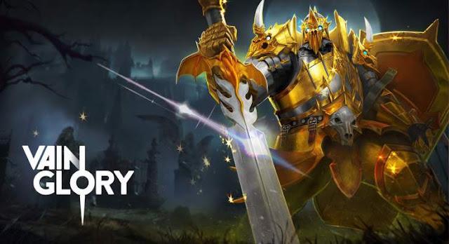 Vainglory 4 Protector yang Sering di Hybrid Menjadi Item Weapon