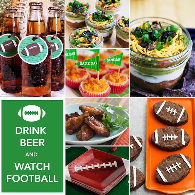 Sheek Shindigs: {Free Printables} Super Bowl 2012