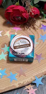 organique lip balm