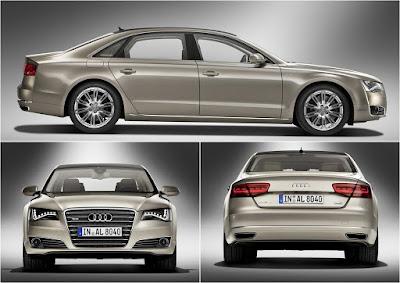 Harga Mobil Audi A8 dan Spesifikasi