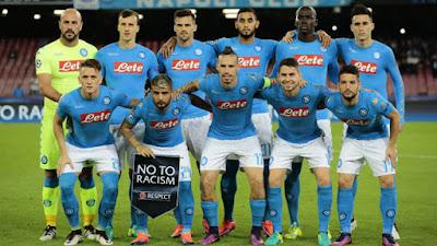 Daftar Skuad Pemain Napoli