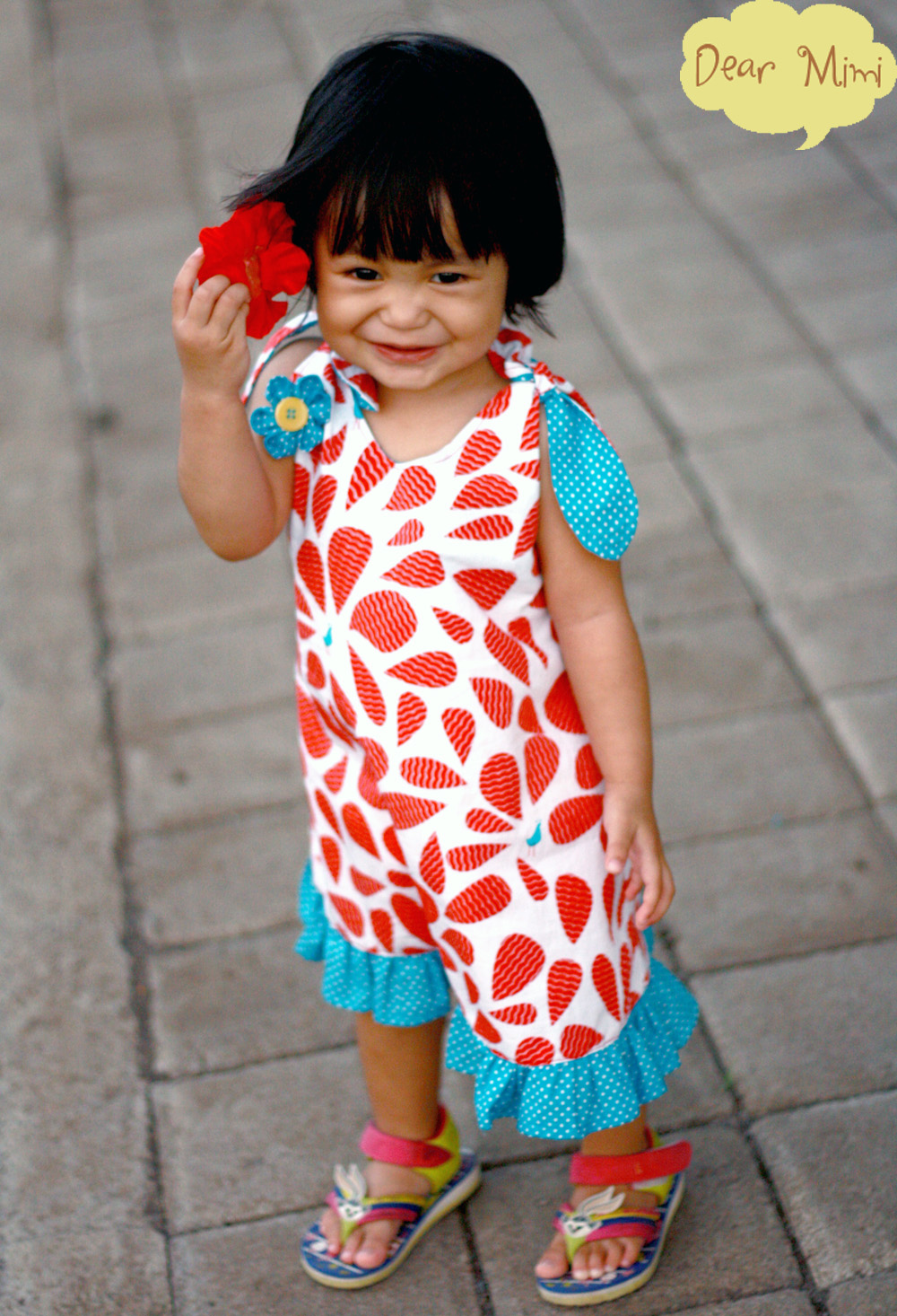 Utary Handmade Baju Anak Perempuan Dan Aksesoris