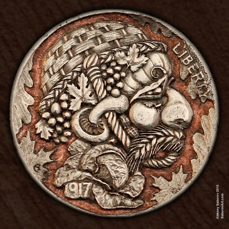 11-Season-Harvest-Man-Aleksey-Saburov-Detailed-Carvings-on-Hobo-Nickel-Coins-www-designstack-co