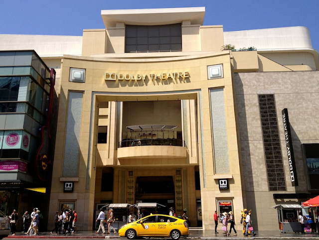 Dolby Theatre em Hollywood