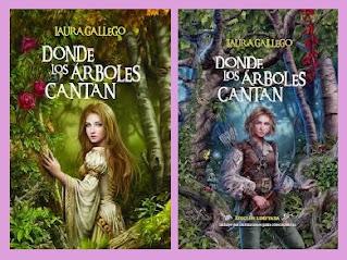 Reseña de la novela de fantasía juvenil Donde los árboles cantan, de Laura Gallego