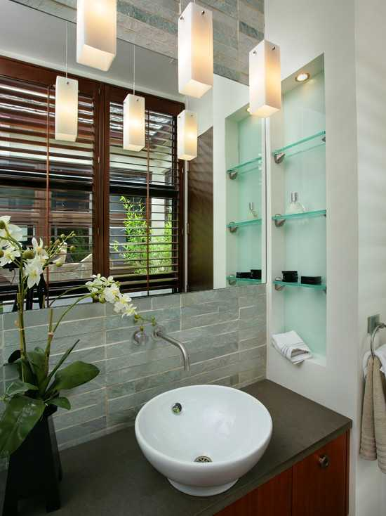 36 banheiros modernos e contemporneos  dicas de cores e