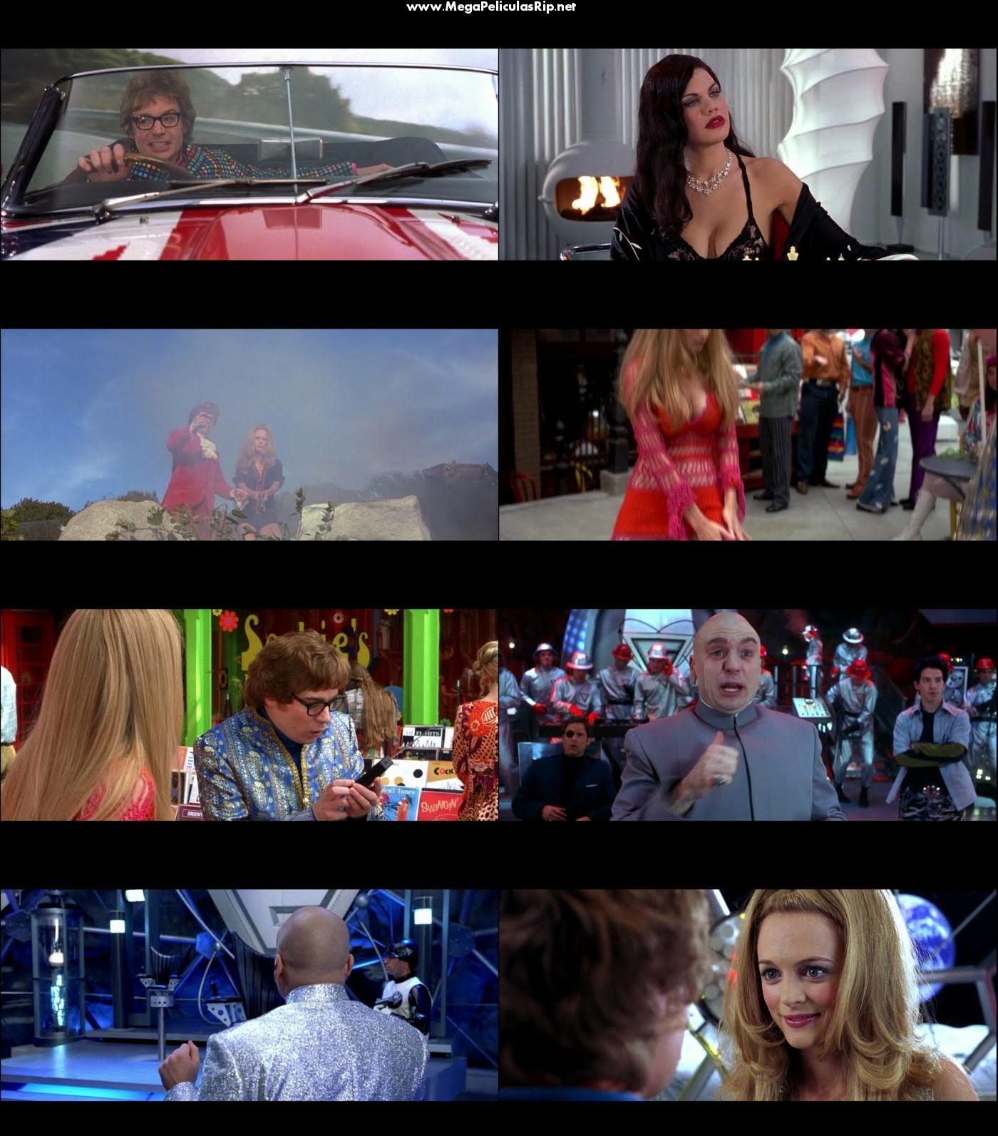 Austin Powers El Espia Seductor 1080p Latino