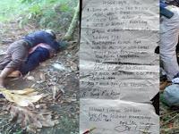 Tragis! Tak Tahan Anak Banyak Utang, Suami-Istri di Kediri Pilih Bunuh Diri Bersama, Isi Surat Mereka bikin Sedih