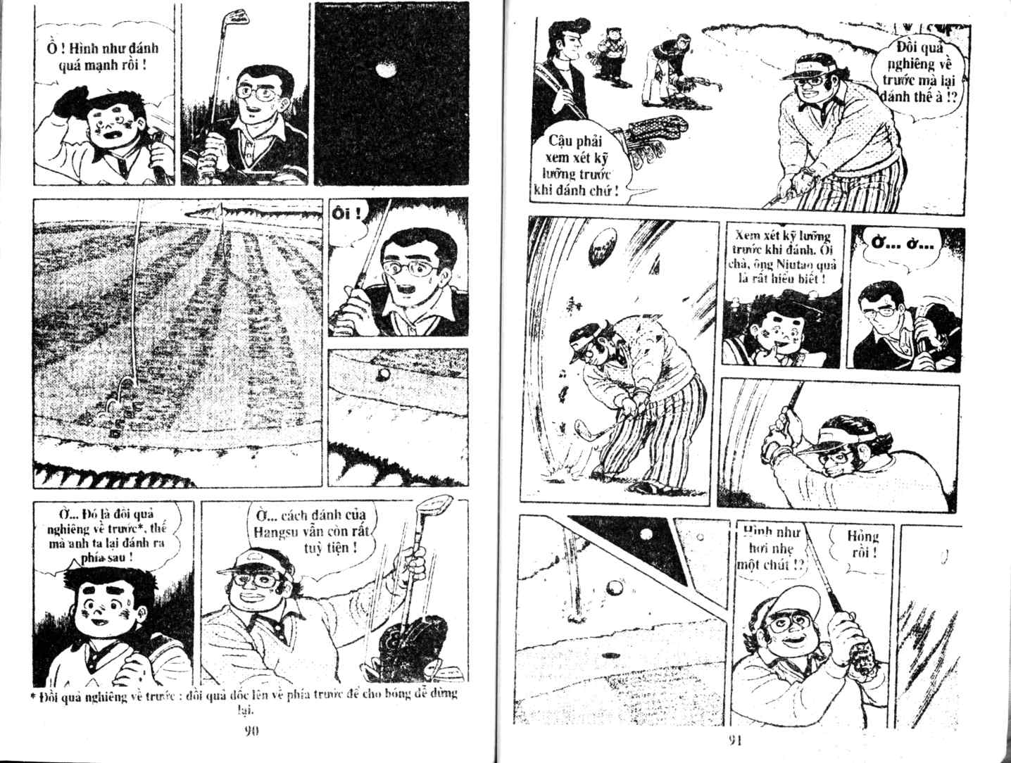 Ashita Tenki ni Naare chapter 11 trang 44
