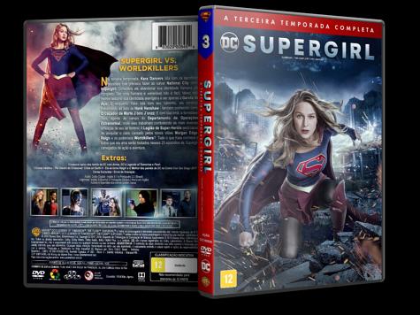 Supergirl - A Terceira Temporada Completa