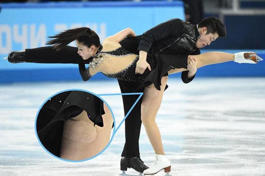 sports wardrobe fails tumblr