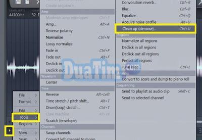 cara meredam suara drum dengan flstudio 12 6
