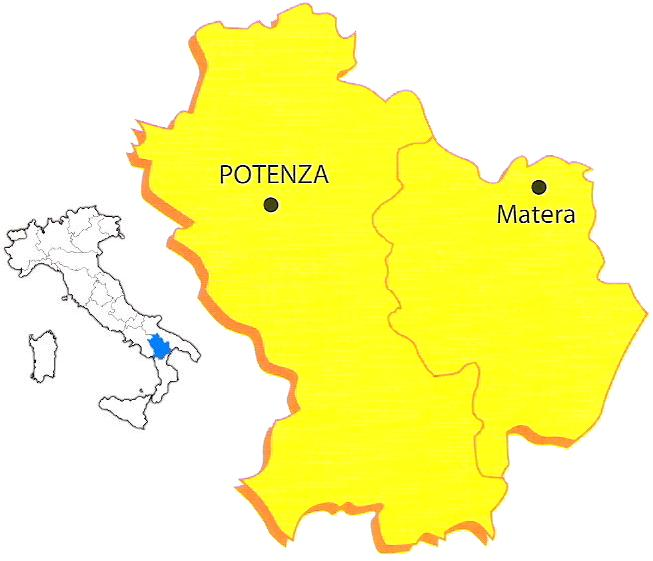 Cartina Basilicata.Chi Viaggia Impara Immagini Dal Mondo Italia Basilicata